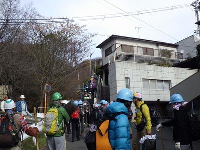 神戸薬科大学北側登山口へ.JPG